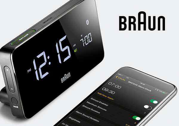 Homepage - our brands - Braun